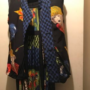 Platinum Petites/Dorothy Schoelen Jacket/Skirt Set